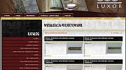 Strona CMS - salon płytek ceramicznych