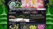 Katalog produktowy szkółki krzewów ozdobnych