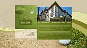 Projekt graficzny strony internetowej klubu golfowego